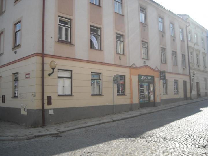 Jihlava, Čajkovského