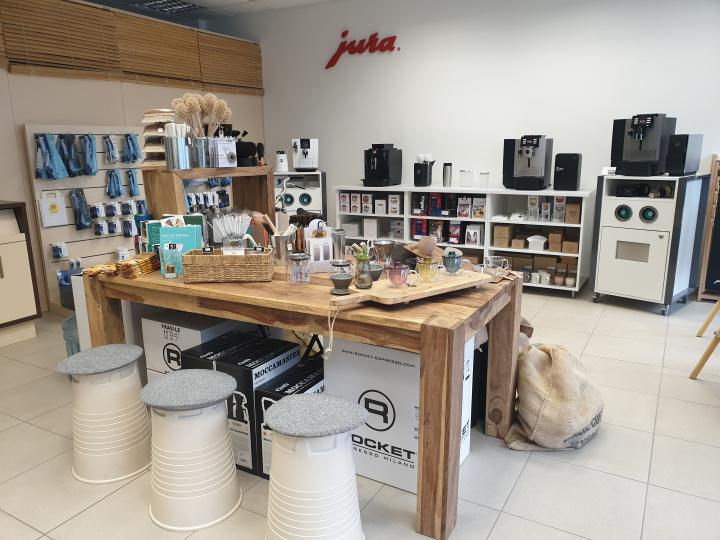 PRESSOBURG predajňa a servis kávovarov