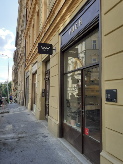 Vuch showroom