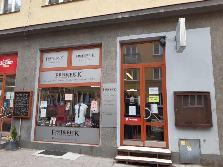 Pánské oděvy Frederick Collection