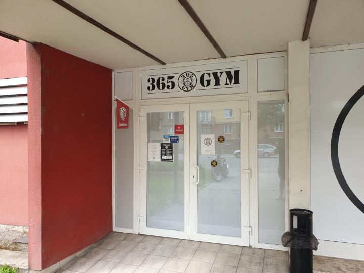 365 gym Nitra