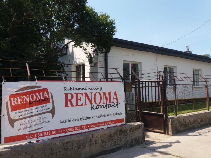 RENOMA s.r.o. Michalovce