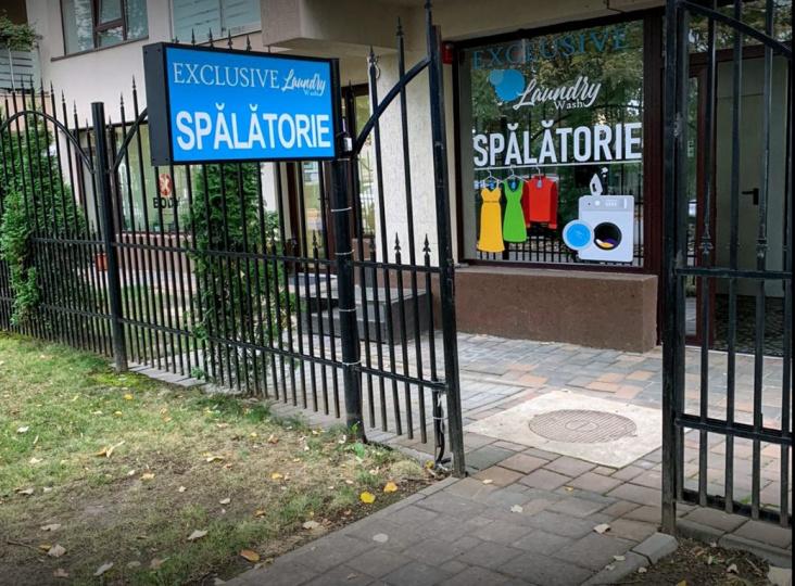 Spalatoria Exclusive Laundry Wash