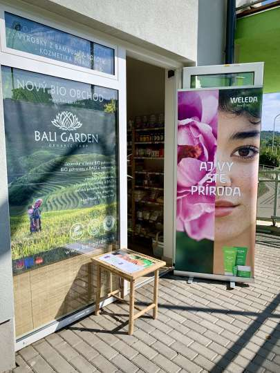 BALI GARDEN Organic shop