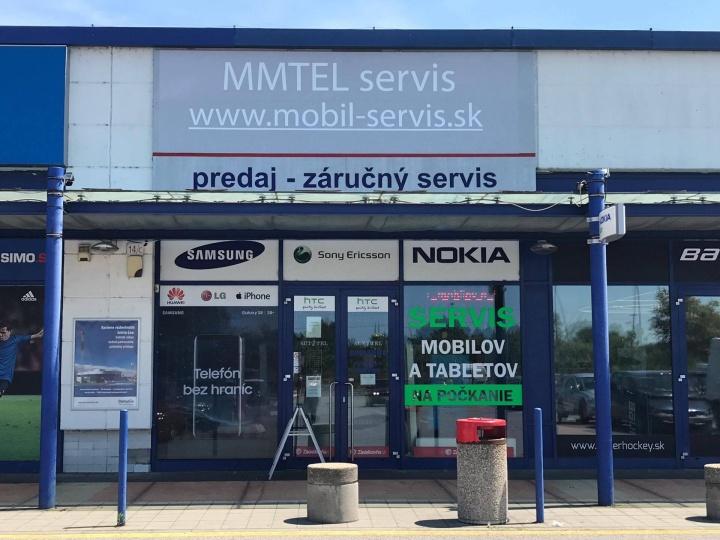 MMTel (obchodne centrum Danubia)