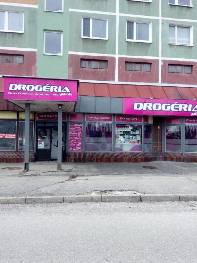 Drogéria Pink