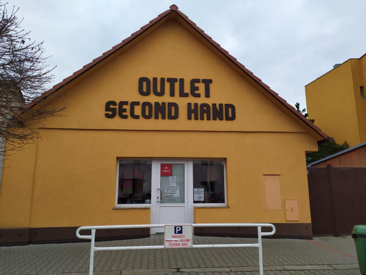 Outlet - Second Hand