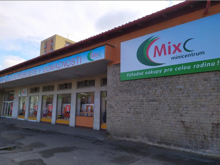 MixC minicentrum