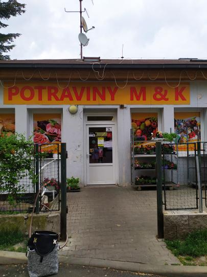 POTRAVINY M&K