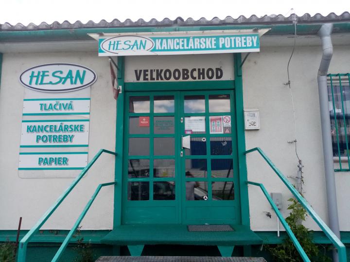 Hesan