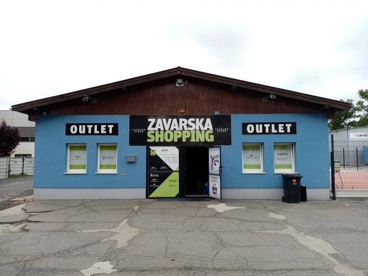 Outlet Zavarska Shopping