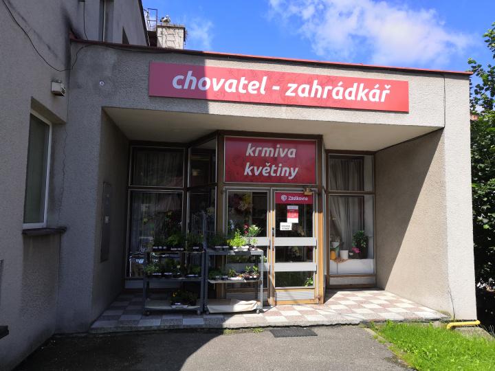 Květiny, Zahrádkář, Krmiva - Miroslava Fojtíková