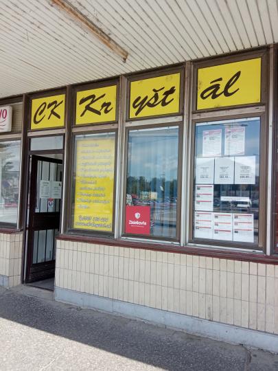 Cestovná agentúra KRYŠTÁL