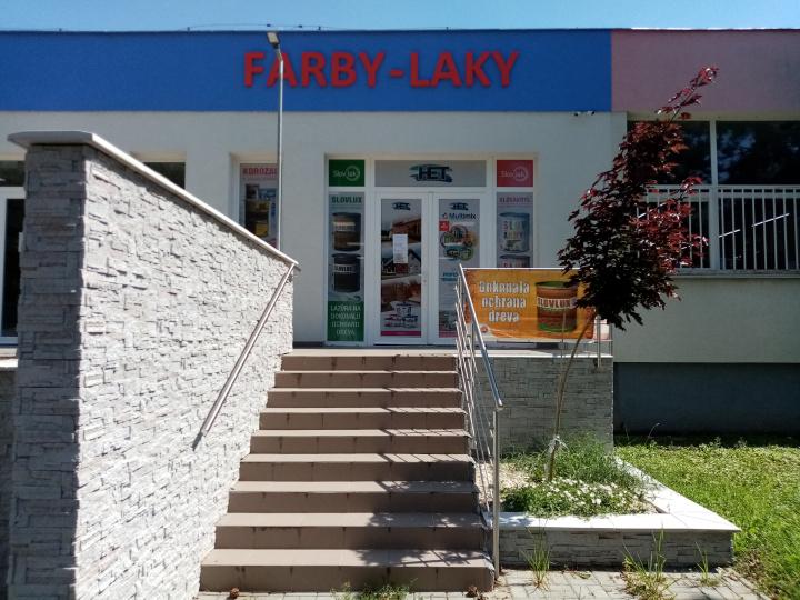 FARBY - LAKY
