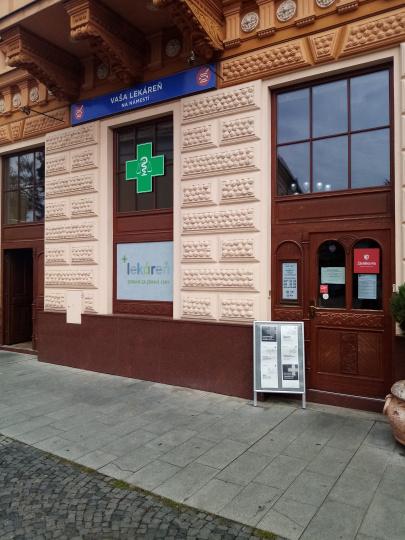 Lekáreň Na námestí