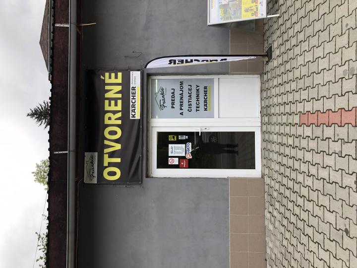 Predajňa Kärcher