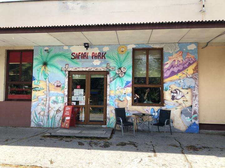 Safari Park - Detské Interaktívne Centrum