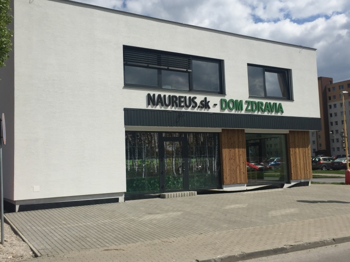 Dom Zdravia - Naureus.sk