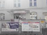 Plzeň, Bory, Dvořákova, naproti Mulačově nemocnici