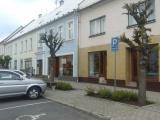 Město Albrechtice, nám. ČSA