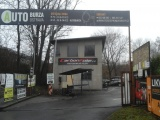 Ostrava, Místecká (areál autoburzy)