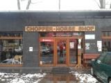 Chopper-horse shop