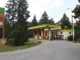 Čerpací stanice Lipovec