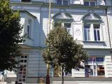Dobříš, náměstí Komenského