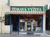 Praha 6, Bělohorská, Zdravá výživa