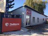České Budějovice, K. Světlé,  Výdejna u TERNA