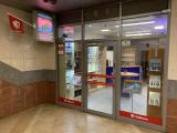 Kontaktní čočky Praha 8, Kobylisy (metro C), vestibul stanice