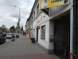 Chlumec nad Cidlinou, Klicperovo náměstí