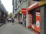 Praha 8, Křižíkova (Metro B), Thámova