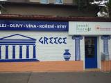 Praha 4, Novodvorská 33 - Greek Market