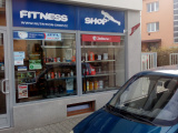 Fitness shop Vyškov