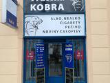 Ostrava, Poruba, Opavská (Trafika Kobra)