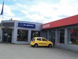 České Budějovice, Novohradská, Auto Balkar