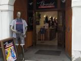 České Budějovice, Široká, Branded fashion store