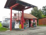 DZ Oil čerpací stanice