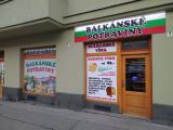 Balkánské potraviny