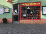 Bílina, Traficon, Mírové náměstí