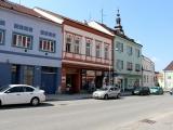 Moravské Budějovice, nám. ČSA