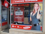 Brno, Palackého tř., MobilMax