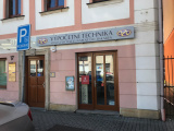 Liberec, Barvířská