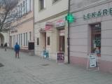 Sabinov, Námestie Slobody