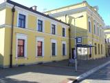 Šumperk, budova nádraží ČD