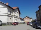 Horní Bříza, Tovární