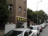 Praha 6, Patočkova, ul. Hládkov