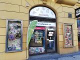 Praha 1, Na Poříčí, AB papír