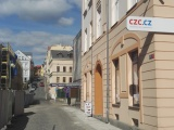 Jablonec nad Nisou, U Centrálu Jablonec, Máchova